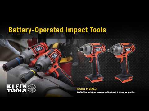 Battery-Operated Impact Drill and Wrench Youtube