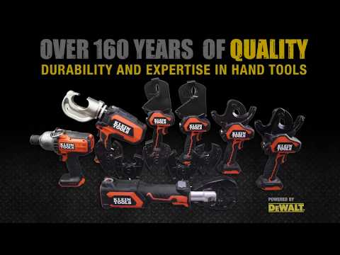 Klein Battery Operated Tools, Youtube
