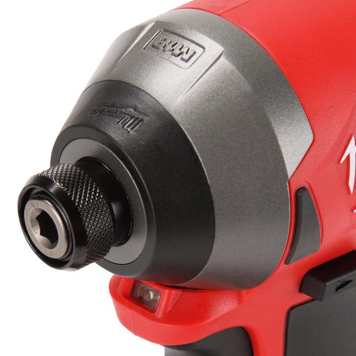 "Milwaukee M18 FUEL™ 1/4"" Hex Impact Driver attachment"