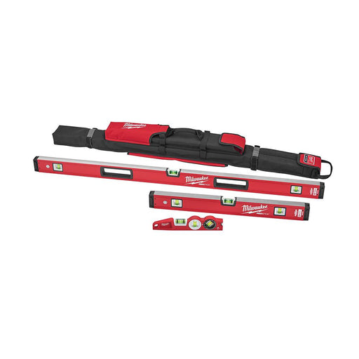 Milwaukee Tool Box Level Starter Set