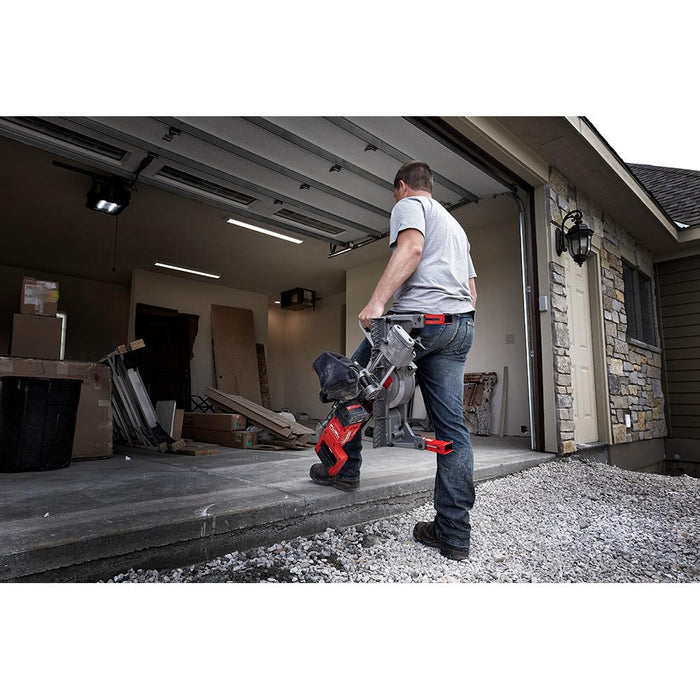 "Lightweight, easy to carry Milwaukee M18 FUEL™ 7-1/4"" Miter Saw"