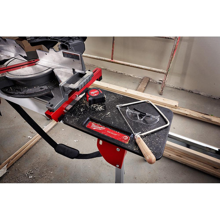 "Milwaukee M18 FUEL™ 7-1/4"" Compound Miter Saw side table"