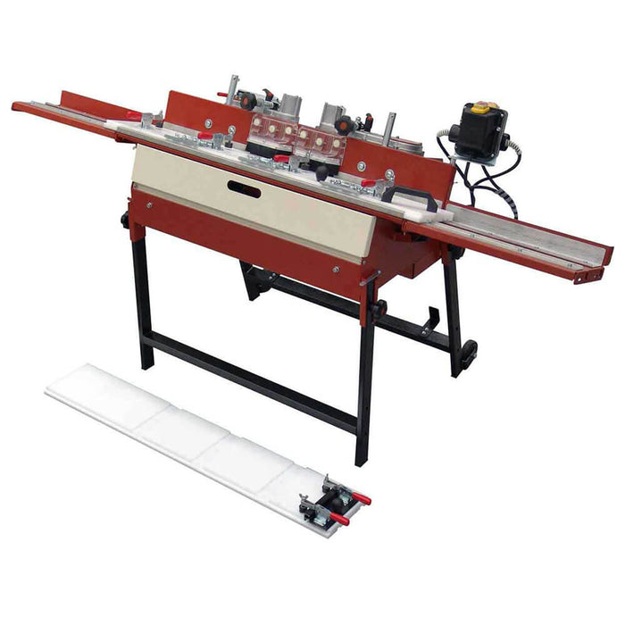 Raimondi Bulldog Advanced Dual-Head Bullnose Machine