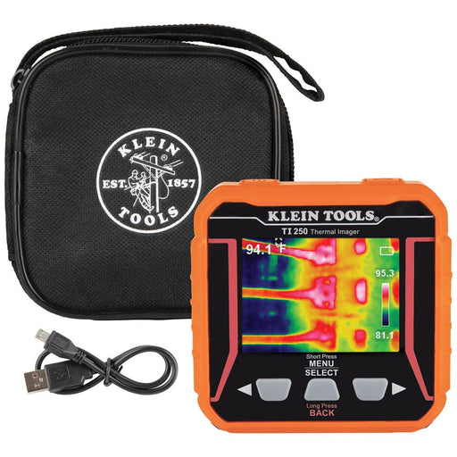 Klein Tools Rechargeable Thermal Imager, TI250