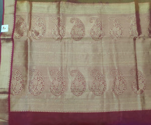 Pure silk cotton- embossed, 10 yards madisar