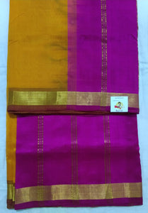 Pure silk cotton