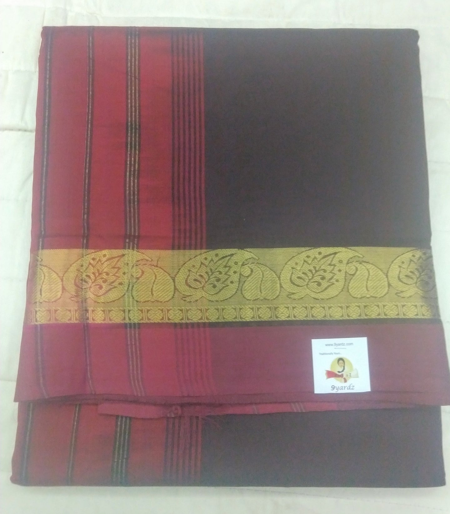 Pure silk cotton 10 yards (madisar)