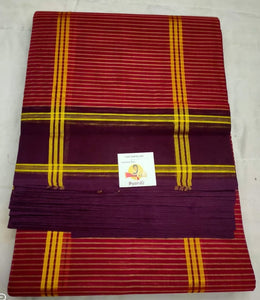Devendra valapoo saree 10.5yards