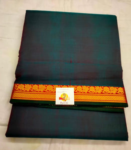 Devendra 10.5yards zari ekki