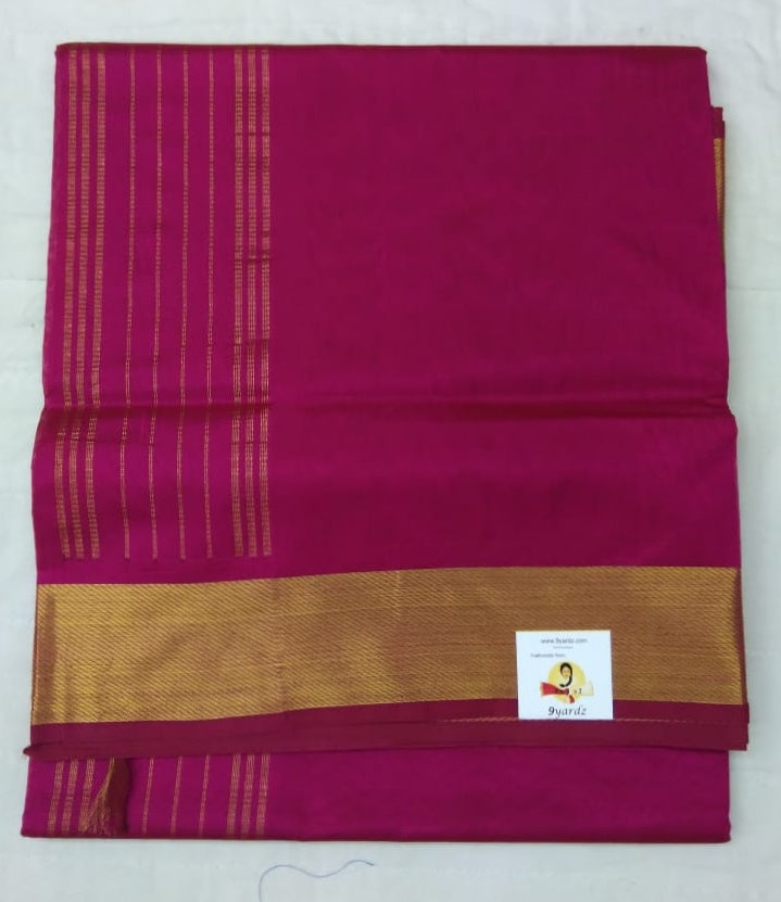 Pure Silk Cotton - Double shade