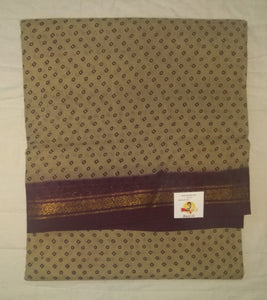 Sungudi cotton 12 yardz