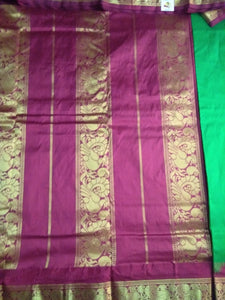 Pure silk 9.5 yards madisar