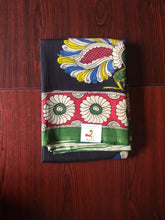Load image into Gallery viewer, Hand block printed Kalamkari