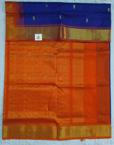 Pure Silk Cotton - Rich Pallu