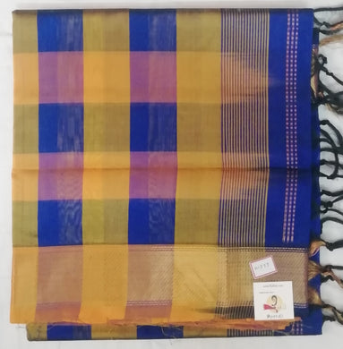Pure Silk Cotton- Paalum Pazhamum