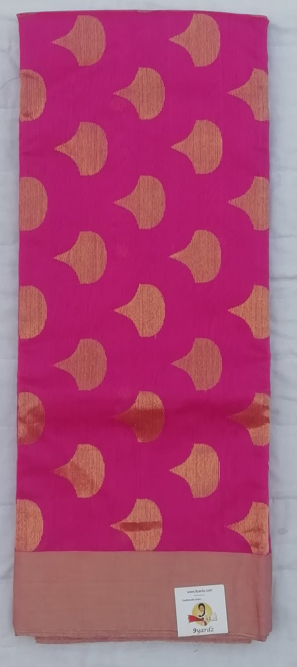 Chanderi silk cotton