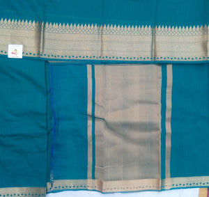 Banarasi rich cotton