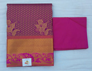 Pattu Pavadai Mixed 44""