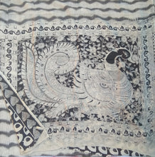 Load image into Gallery viewer, Kalamkari silk