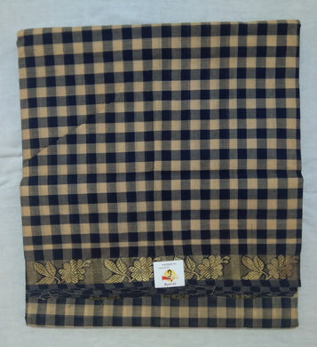 Chettinadu cotton 9.5yardz