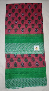 Erode cotton 10.5yardz