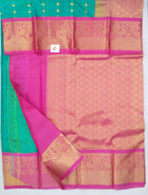 Load image into Gallery viewer, Pure silk saree- 6 yards
