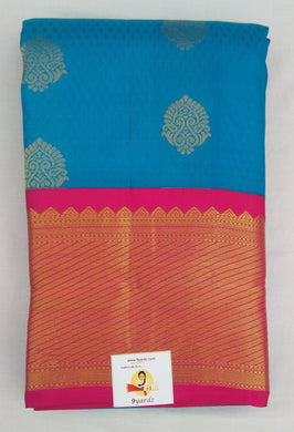 Pure silk saree- 6 yards