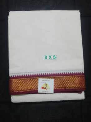 Cotton Dhothi 9*5