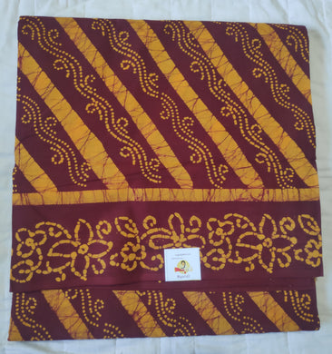 Sungudi Bathik Stripes 10.5yardz