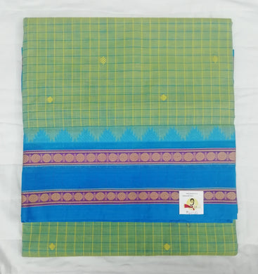Chettinadu / Karaikudi cotton 10 yards Madisar