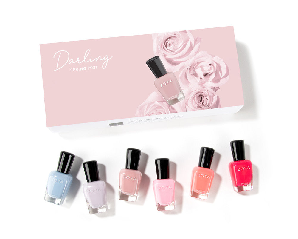 Zoya Darling Collection - Spring 2021