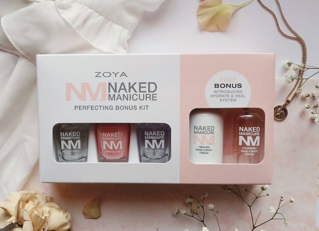 Zoya Naked Manicure Perfecting Bonus Kit