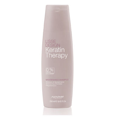 Alfaparf Keratin Therapy Maintenance Shampoo. 8.4 oz.