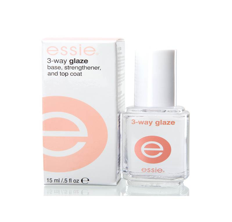 Essie 3 Way Glaze