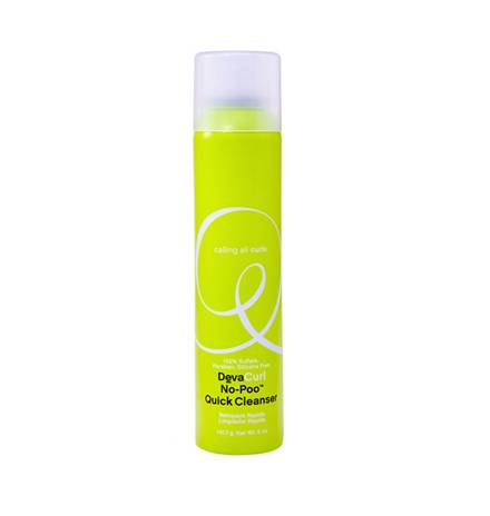 DevaCurl No Poo Quick Cleanser
