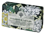 Wavertree & London Frangipani & Gardenia French Milled Soap