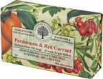 Wavertree & London Persimmon & Red Currant French Milled Soap