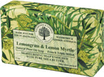 Wavertree & London Lemongrass and Lemon Myrtle French Milled Soap