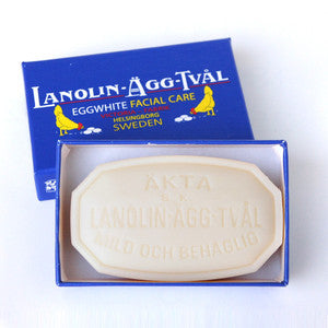 Victoria Egg White Facial Soap