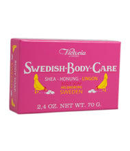 Victoria of Sweden Body Care Shea Lingonberry Soap