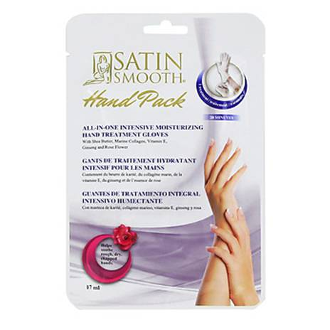 Satin Smooth Hand Moist Pack