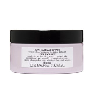 Davines Your Hair Assistant Prep Rich Balm