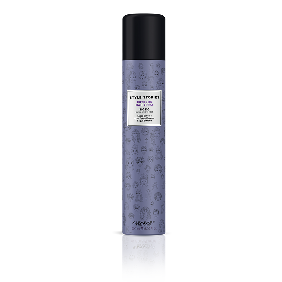 Style Stories Extreme Hair Spray, Extra Strong Hold, 10.5 oz