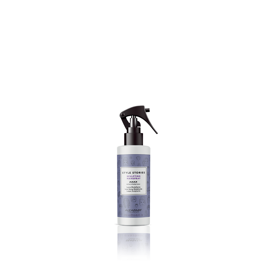 Style Stories Sculpting Hairspray, Extra Strong Hold, 8.45 oz