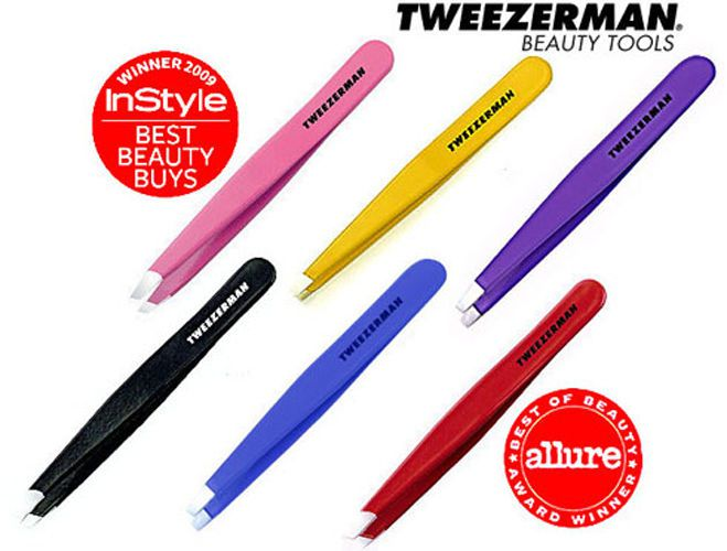 Tweezerman Slant Tweezer, 1230 Assorted Colors