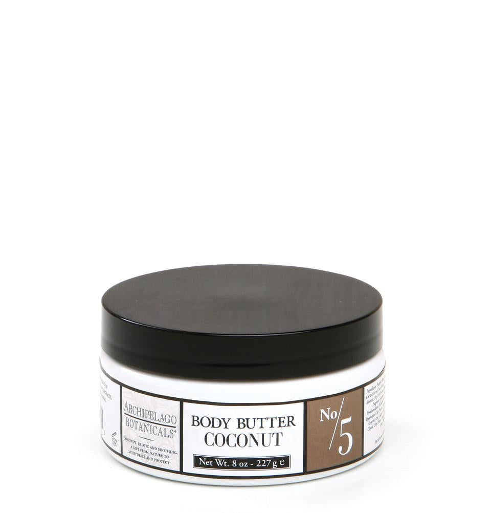 Archipelago Botanicals Coconut Body Butter