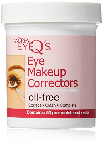 Andrea Eye Q's Oil-free Eye Make-up Correctors