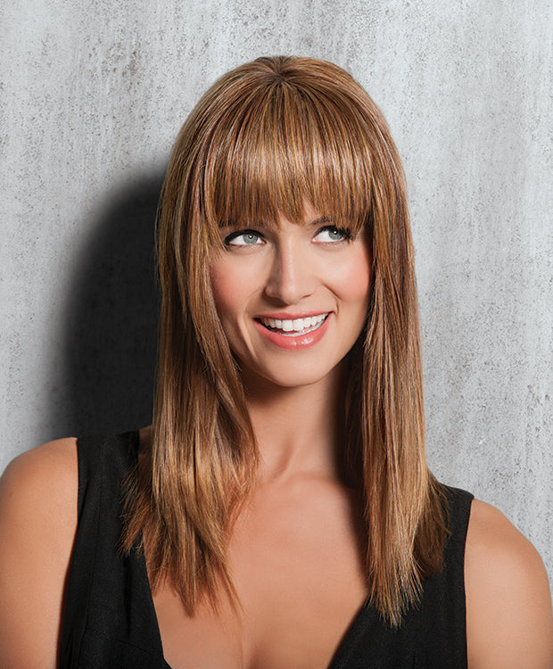 Hairdo Bangs Modern Fringe