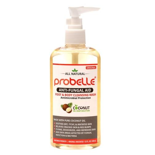 Probelle Anti-Fungal Aid Foot & Body Cleansing Wash