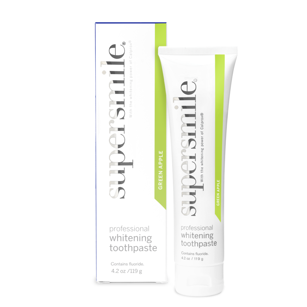 Supersmile Professional Whitening Toothpaste Green Apple